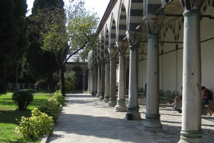 Istanbul – TopkapiPalace