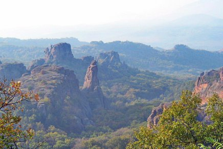 Earth II: Belogradchik Rock Formations