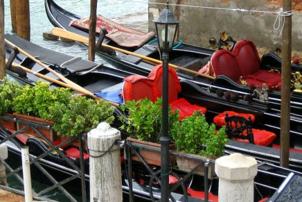 #A to Z: Gondoliers