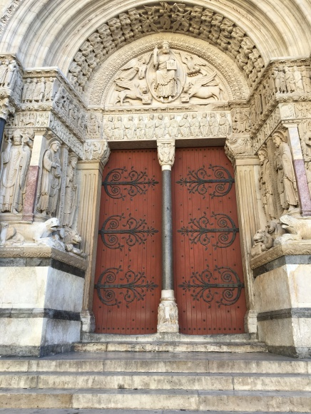 Thursday Doors – St. Trophime