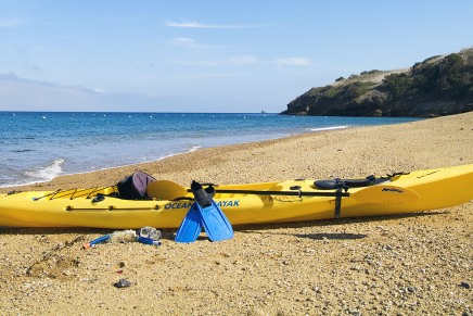 #A to Z: Kayaking
