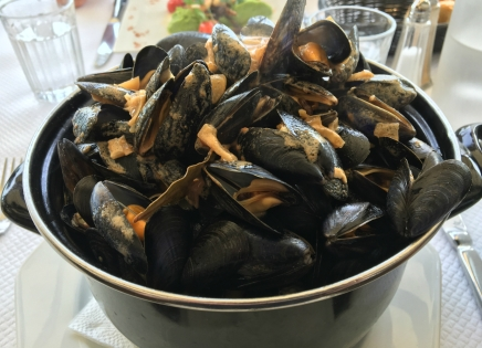 #A to Z: Mussels