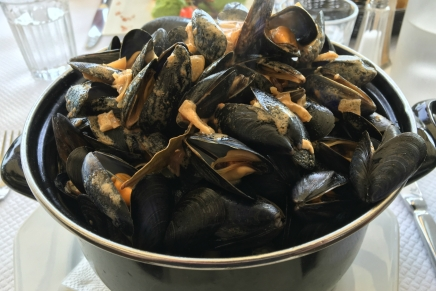 #A to Z:Mussels