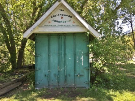 Arboretum – Thursday Doors