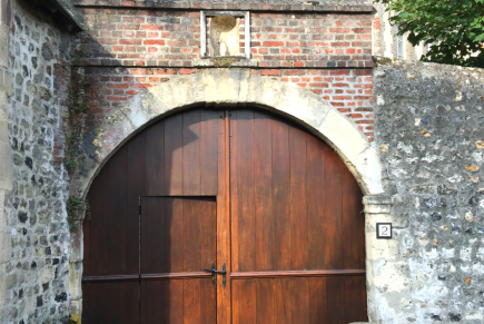 Thursday Doors – Arch