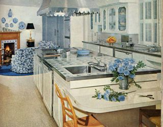 Kitchens: Vintage or Retro?